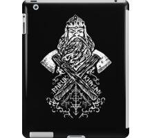 Baruk Khazad! iPad Case/Skin