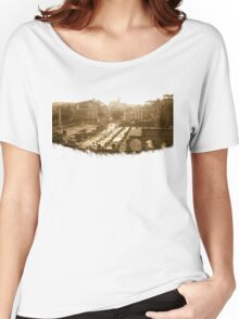 I should have kept running, but Wonderland was so stunning. Women's Relaxed Fit T-Shirt