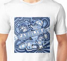 Carolina Collage  Unisex T-Shirt