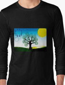 4 SEASONS SUMMER Long Sleeve T-Shirt