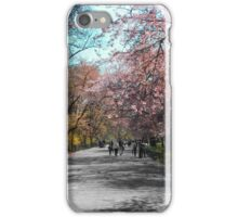 spring in central park iPhone Case/Skin