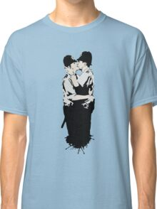 Kissing Coppers Classic T-Shirt