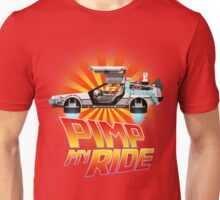 Pimp My DeLorean Unisex T-Shirt
