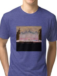 The Grand Budapest Hotel Tri-blend T-Shirt