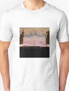 The Grand Budapest Hotel Unisex T-Shirt