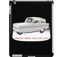 Reliant Regal 3/30 and 3/25 saloon iPad Case/Skin