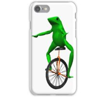 Dat Boi Frog iPhone Case/Skin