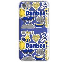 Camp Danbee iPhone Case/Skin