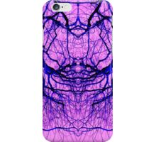neon trees reflected iPhone Case/Skin