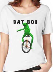 Dat Boi Women's Relaxed Fit T-Shirt