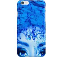 Blue Eyes iPhone Case/Skin