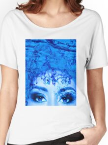 Blue Eyes Women's Relaxed Fit T-Shirt
