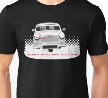 Reliant Regal Mark VI 5cwt van Unisex T-Shirt