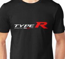 Type R Honda Motor Co.,Ltd. Horizontal Unisex T-Shirt
