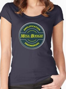 Old Mesa Boogie Women's Fitted Scoop T-Shirt