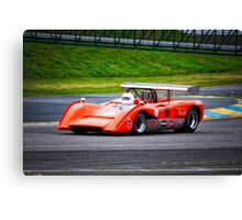 1969 McLaren M8C Can Am Racecar II Canvas Print