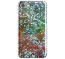 Wintry Green iPhone Case/Skin