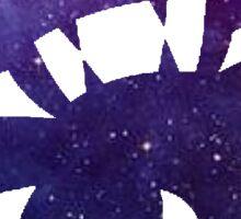 Monstercat Space Sticker