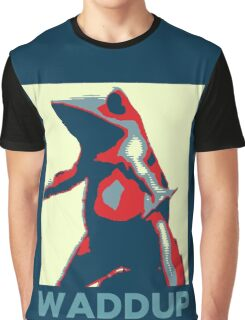 Boi : Waddup Graphic T-Shirt