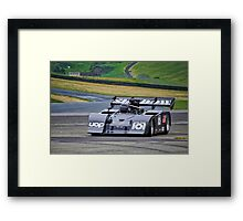 1972 Shadow Mk III Can Am Racecar Framed Print