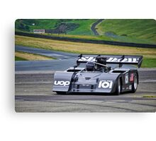 1972 Shadow Mk III Can Am Racecar Canvas Print