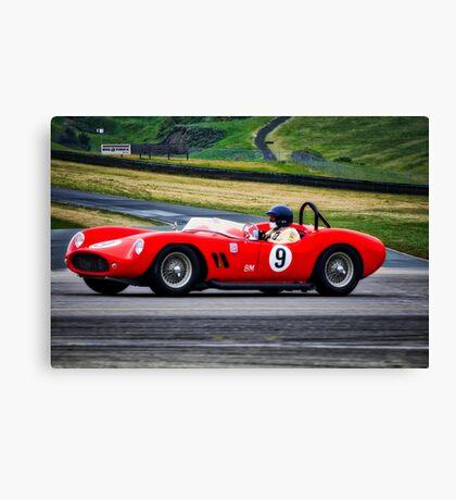 1958 Devin SS Vintage Racecar Canvas Print