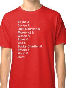 England 1966 World Cup Final Winners Classic T-Shirt