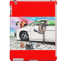 Bend Over and Kiss It Goodbye iPad Case/Skin
