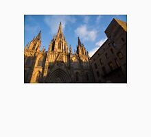 Barcelona's Marvelous Architecture - Cathedral of the Holy Cross and Saint Eulalia Unisex T-Shirt