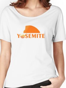 Yosemite National Park. Women's Relaxed Fit T-Shirt