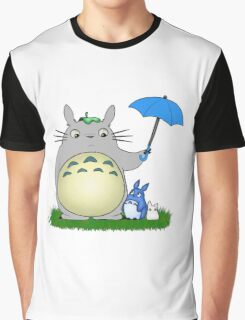 totoro gress Graphic T-Shirt