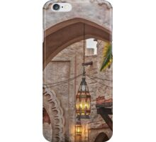Welcome to the Kasbah iPhone Case/Skin