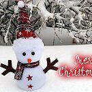 Merry Xmas - Snowman 07 by garigots