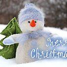 Merry Xmas - Snowman 09 by garigots