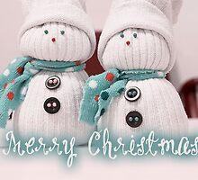 Merry Xmas - Snowman 11 by garigots