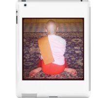 Burmese Nun iPad Case/Skin