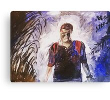 Nathan Drake Canvas Print