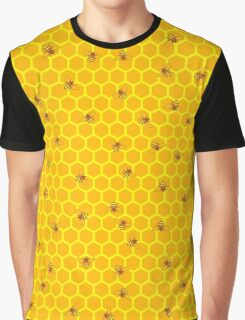 Mind Your Own Beeswax Graphic T-Shirt