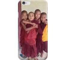 Quartet, Myanmar iPhone Case/Skin