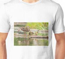 Mallard Family  Unisex T-Shirt