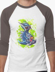 Gamer Dialga  Men's Baseball ¾ T-Shirt