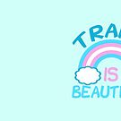 Trans is Beautiful by elishamarie28