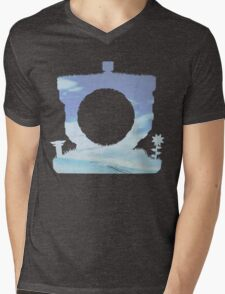 Zone #1 Mens V-Neck T-Shirt
