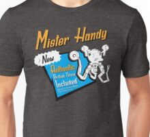 Mr Handy - Damaged Unisex T-Shirt