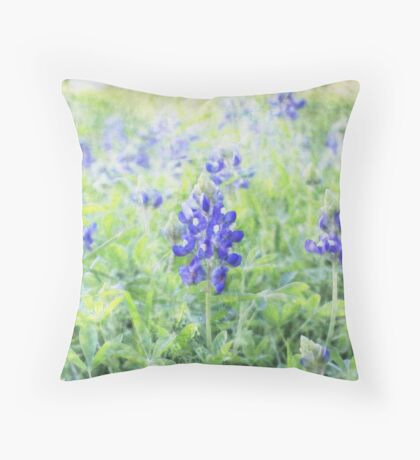 Touch of Texas Throw Pillow