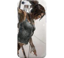 Tomb Raider Lara Croft iPhone Case/Skin