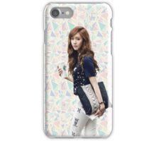 Jessica Jung  iPhone Case/Skin