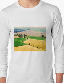 Tuscany summer Long Sleeve T-Shirt