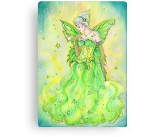 The tooth fairy art by Renee Lavoie Canvas Print