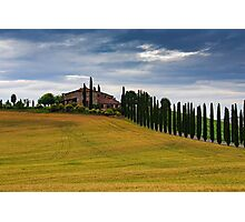 Val d'Orcia summer Photographic Print
